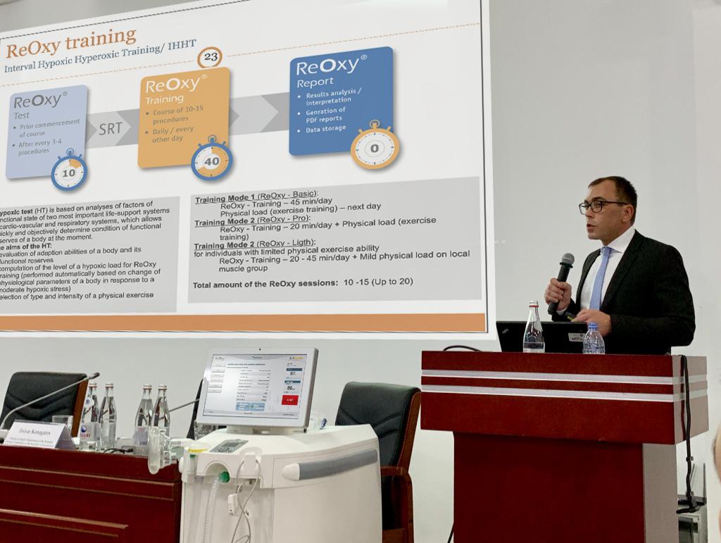 ReOxy at Kazakhstan NOC Conference