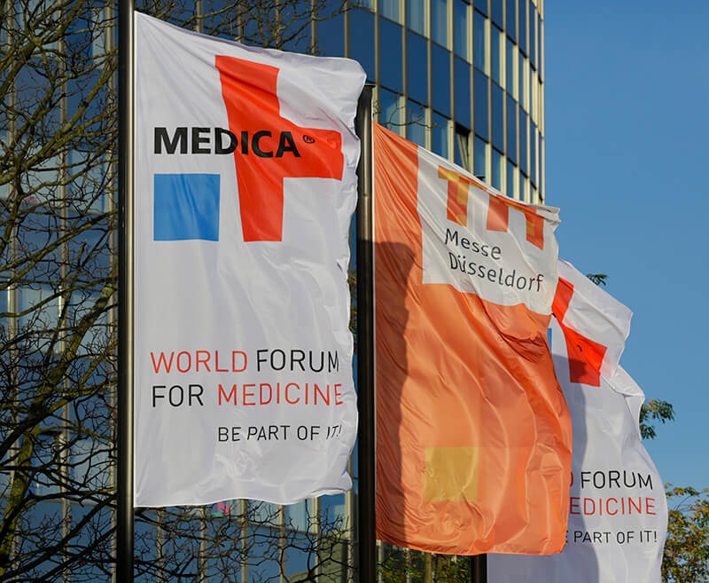 Ai Mediq at Medica 2018 in Dusseldorf (Germany)