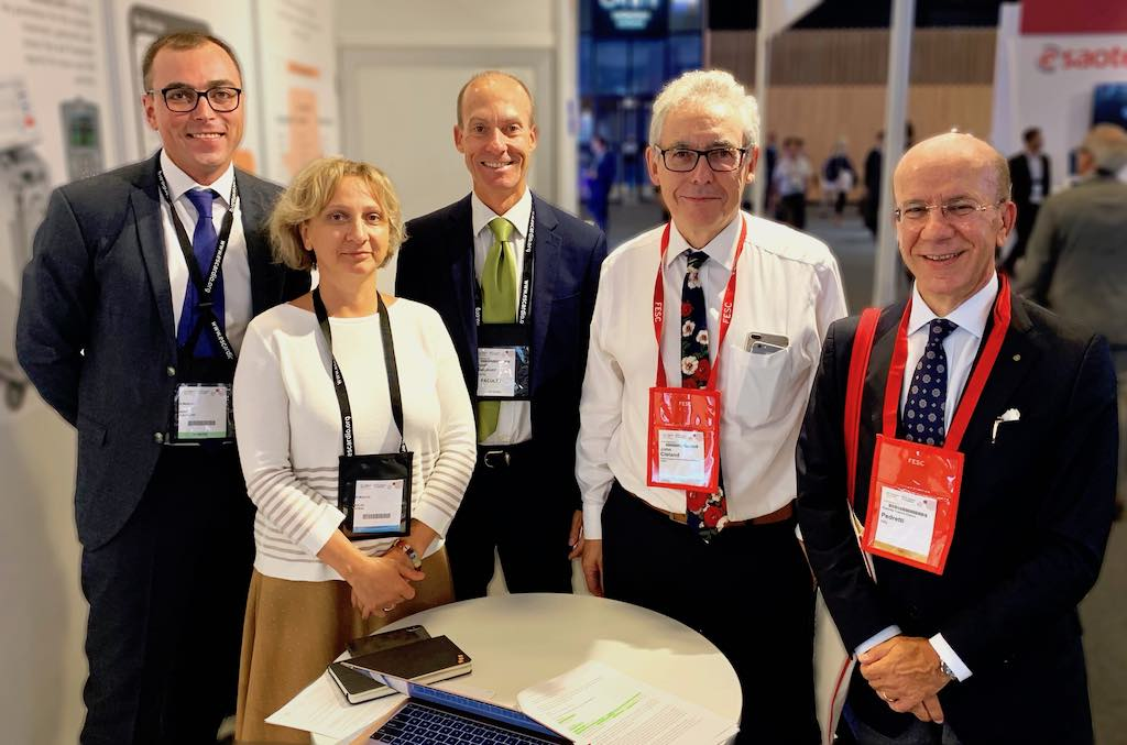 ESC Congress 2019 combined with WCC2019 in Paris