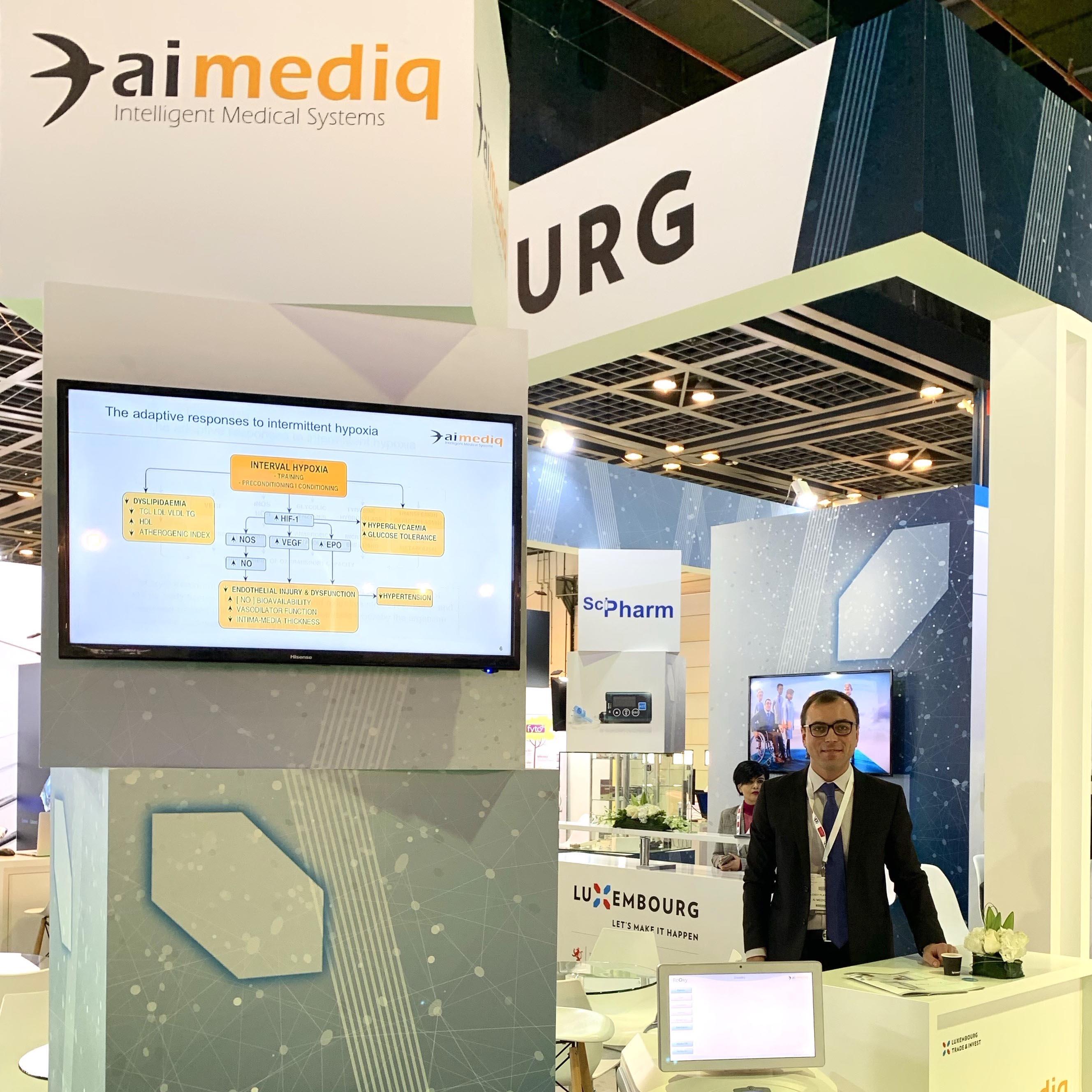 Arab Health 2020 - Day 1